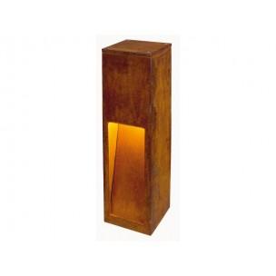 SLV 233447 Rusty Slot 50 LED roestkleur tuinverlichting