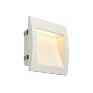 SLV 233611 Downunder Out LED L wit wand inbouwspot