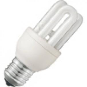 Spaarlamp E27 8W Philips Genie warmwit