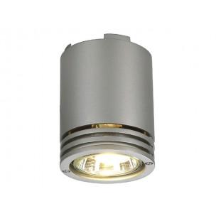 SLV 116202 Barro CL-1 zilvergrijs plafondlamp