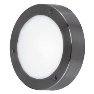 30907 Vento 1 Eglo LED wand & plafondlamp buitenverlichting