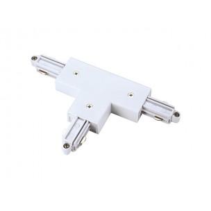 SLV 143071 1-Fase T-verbinder wit