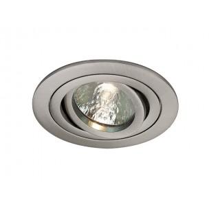 SLV 111447 Tria 2 Downlight nikkel inbouwspot
