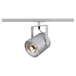 SLV 143804 Euro Spot ES111  zilvergrijs 1-fase railverlichting