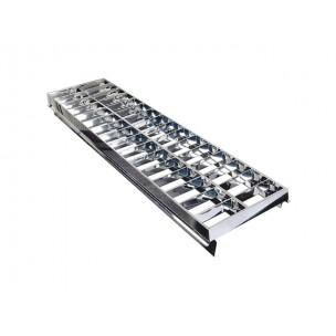SLV 157154 Dark Light Raster aluminium, hoogglans
