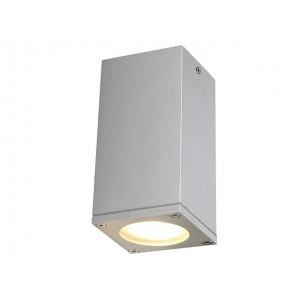 SLV 229584 Theo Ceiling Out zilvergrijs plafondlamp buiten