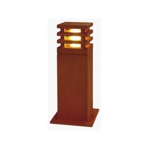 SLV 229420 Rusty Square 40 roestkleur tuinverlichting