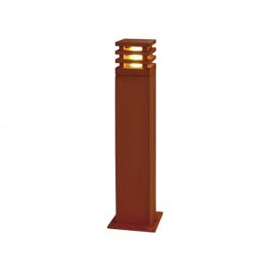 SLV 229421 Rusty Square 70 roestkleur tuinverlichting