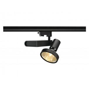 SLV 153640 Sleek Spot G12 zwart 16º 3 -fase railverlichting