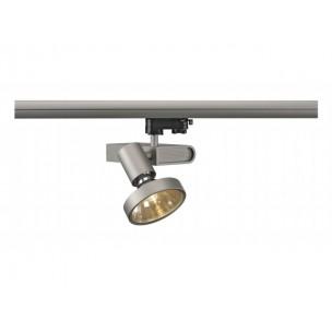 SLV 153644 Sleek Spot G12 zilvergrijs 16º 3 -fase railverlichting