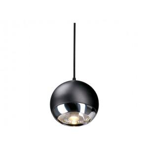 SLV 185590 Light Eye pendel zwart Easytec II chroom railverlichting