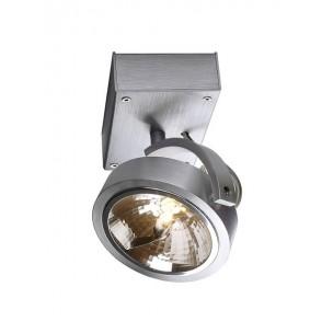SLV 147256 Kalu 1 alu geborsteld plafondlamp