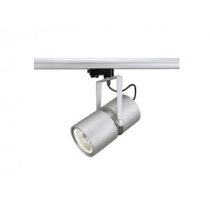 SLV 153884 Euro Spot VSA zilvergrijs 70W 15gr. 3-fase railverlichting