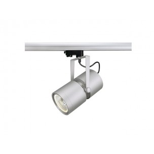 SLV 153404 Euro Spot G12 zilvergrijs15gr. 3-fase railverlichting