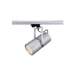 SLV 153414 Euro Spot G12 zilvergrijs 60gr. 3-fase railverlichting