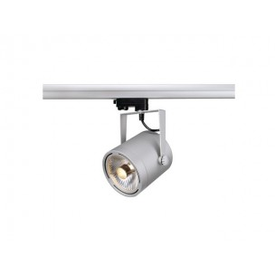 SLV 153424 Euro Spot ES111 zilvergrijs 3-fase railverlichting