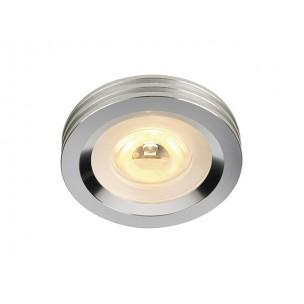 SLV 114802 LED aluminium Downlight warmwit inbouwspot