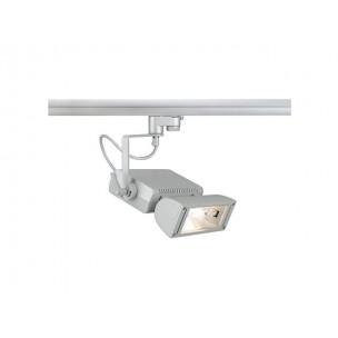 SLV 153624 SDL PRO 70 zilvergrijs 3 -fase railverlichting