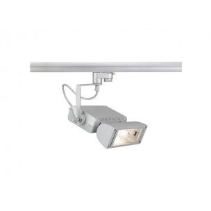 SLV 153634 SDL PRO 150 zilvergrijs 3 -fase railverlichting
