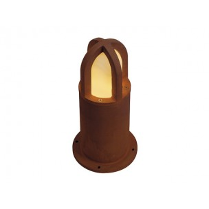 SLV 229431 Rusty Cone 40 roestkleur tuinverlichting