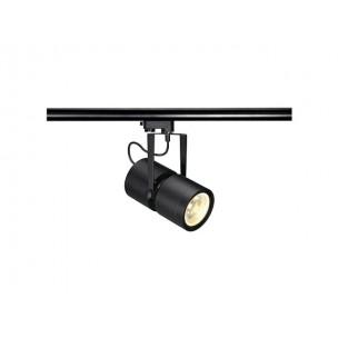 SLV 153890 Euro Spot VSA zwart 70W 60gr. 3-fase railverlichting