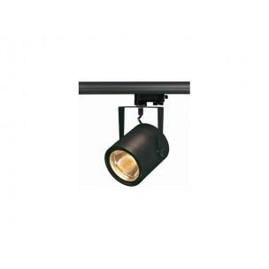SLV 153490 Euro Spot LED Disk zwart railverlichting