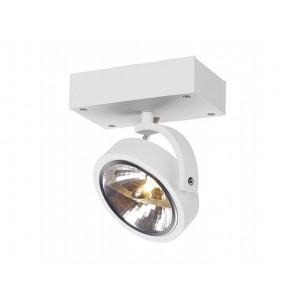SLV 147251 Kalu 1 wit plafondlamp