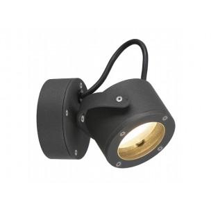 SLV 231515 Sitra 360 WL antraciet wandlamp buiten