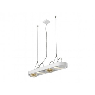 SLV 159071 Aixlight R Long QRB111 wit hanglamp