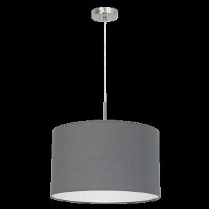 31573 Eglo Pasteri grijs hanglamp