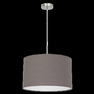 31574 Eglo Pasteri antraciet hanglamp