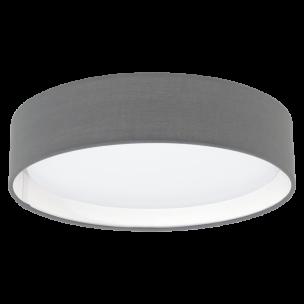 31592 Eglo Pasteri grijs plafondlamp