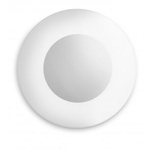 335144816 Philips myLiving Walnut wandlamp