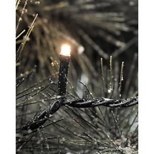 Konstsmide 3611-110 Led micro lichtsnoer warmwit 80 Kerstverlichting buiten