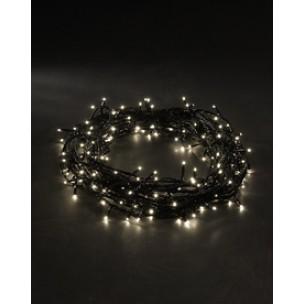 Konstsmide 3632-110 Led lichtsnoer micro-led looplicht 180 warmwit kerstverlichting buiten