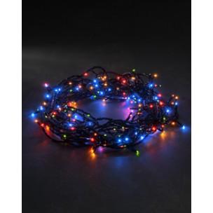 Konstsmide 3632-500 Led lichtsnoer micro-led looplicht 180 multicolor kerstverlichting buiten