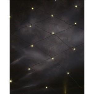 Konstsmide 3757-100 Led lichtnet 96 warmwit kerstverlichting buiten