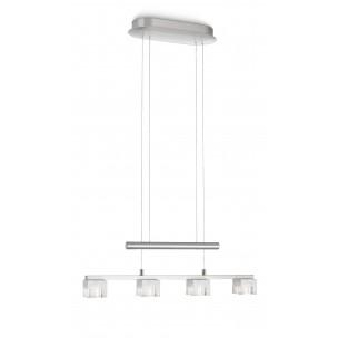 Philips myLiving Usk 376501716 hanglamp nikkel