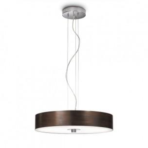 Philips Ecomoods 403391116 Fair chroom hanglamp