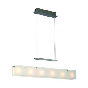 Massive Fario 403881710 hanglamp nikkel