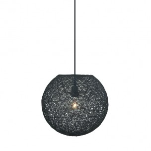 Massive Fanya 403933010 hanglamp zwart