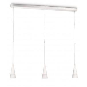 Philips Ecomoods 40712/31/16 Innery hanglamp wit