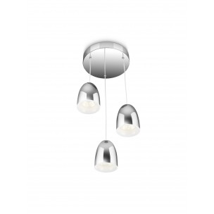 Philips myLiving Wolga 409211116 led hanglamp