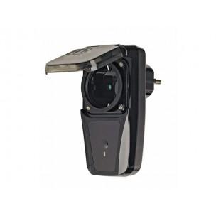 470808 SLV Draadloze contactdoos outdoor