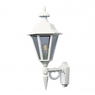 Konstsmide 481-250 Pallas wit wandlamp buitenverlichting