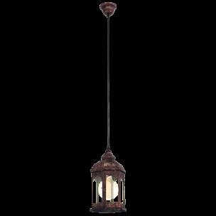 49224 Eglo Redford 1 Vintage hanglamp