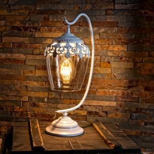49293 Vintage Eglo tafellamp