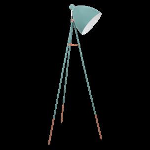 49342 Eglo Dundee Vintage vloerlamp