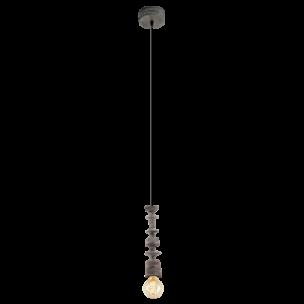 49375 Eglo Avoltri Vintage hanglamp hout