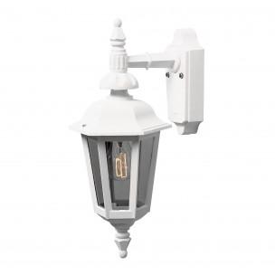 Konstsmide 519-250 Pallas wit wandlamp buitenverlichting